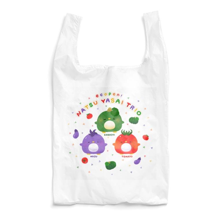 エコペン研究所のエコペン夏野菜トリオ Reusable Bag