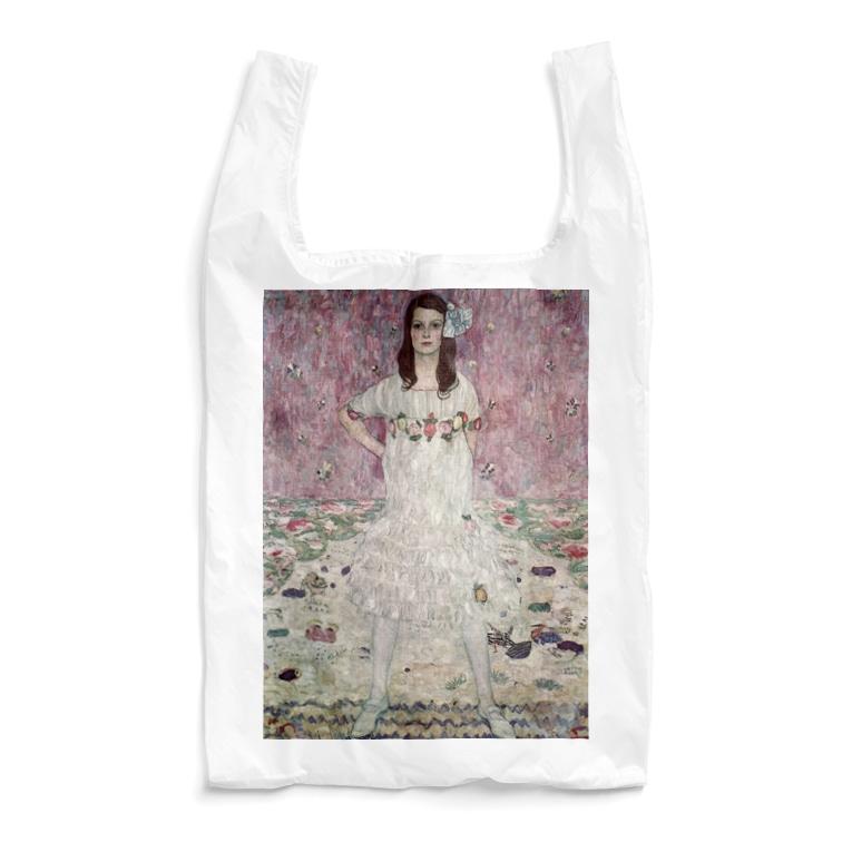 art-standard(アートスタンダード)のグスタフ・クリムト(Gustav Klimt) / 『メーダ・プリマヴェージ』(1912年) Reusable Bag
