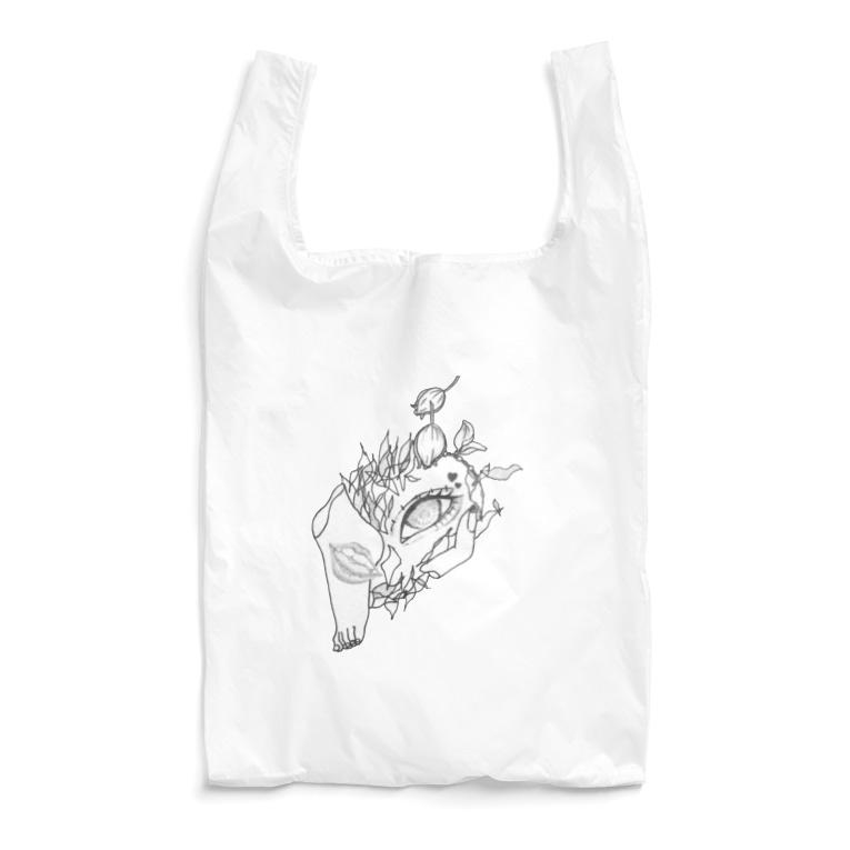 timatimaの愛され女子 Reusable Bag