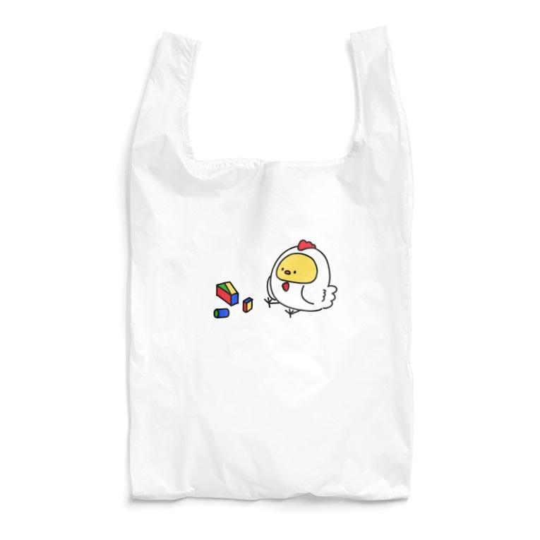 【CRAYON LAND】の大人になりたいじょにー Reusable Bag
