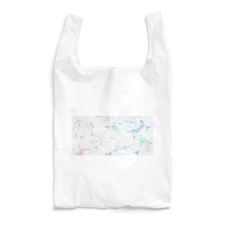 里 (sato)の溶ける Reusable Bag