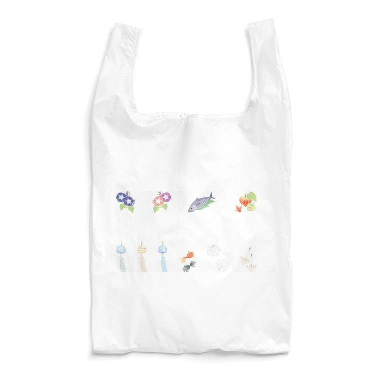 GliateWorkShopのsummer Reusable Bag