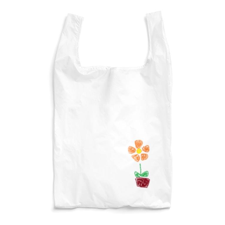 Desert Roseのおはな Reusable Bag