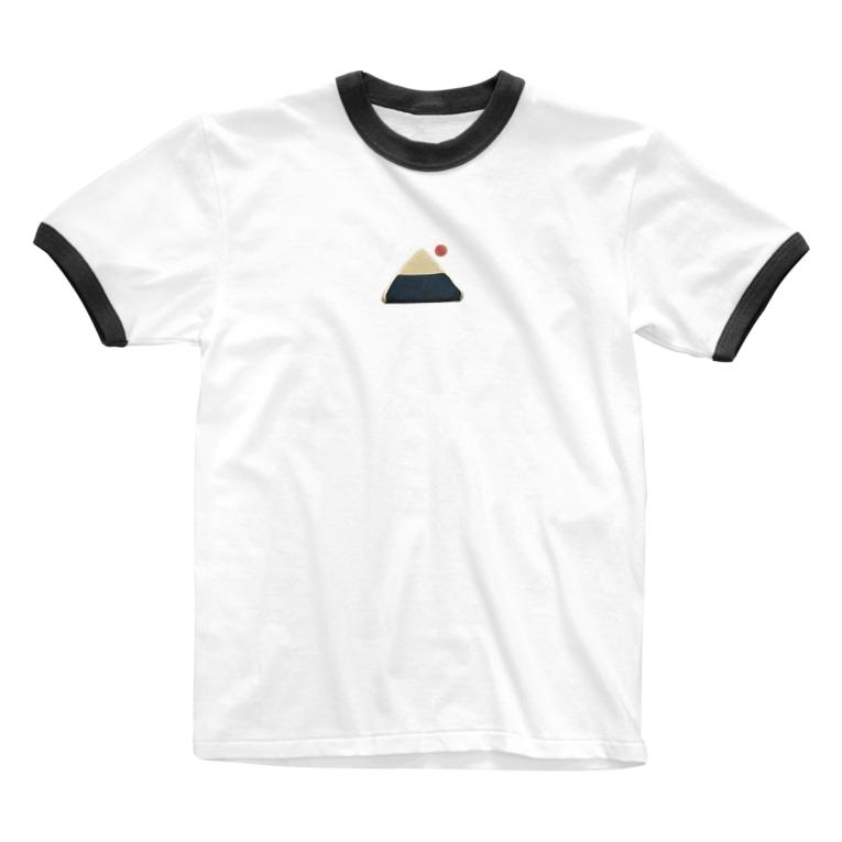 KIPU TUKERUのFuji Ringer T-shirts