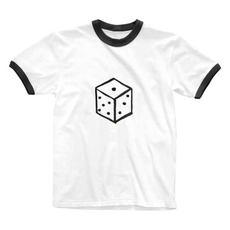 suzukaraiのsai Ringer T-shirts