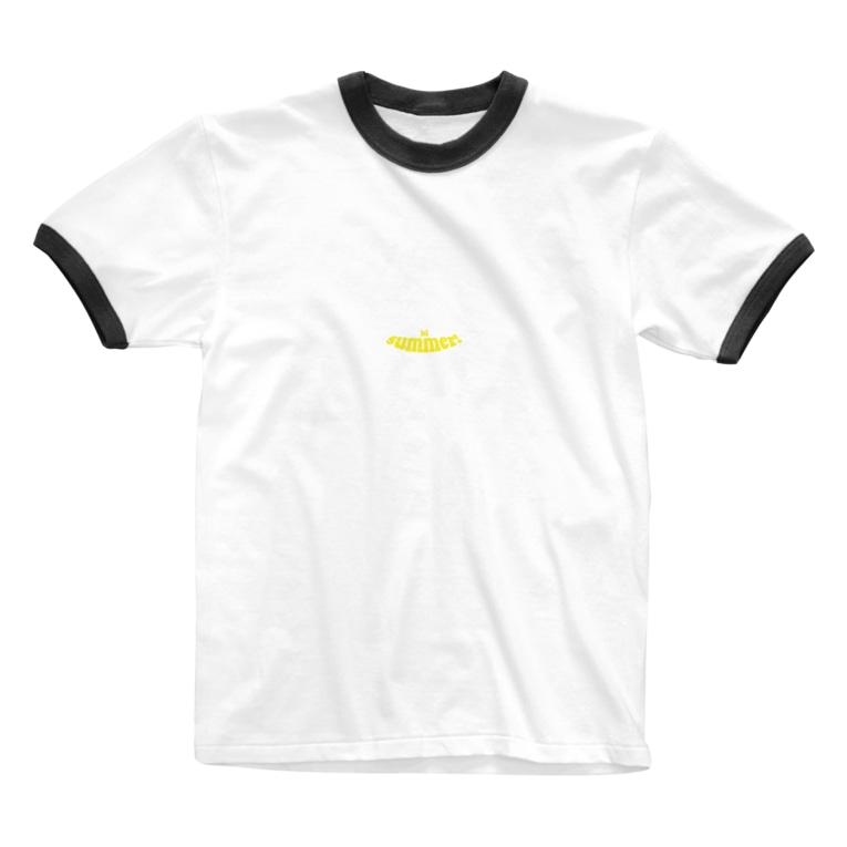 ゆうかのSummer Ringer T-shirts