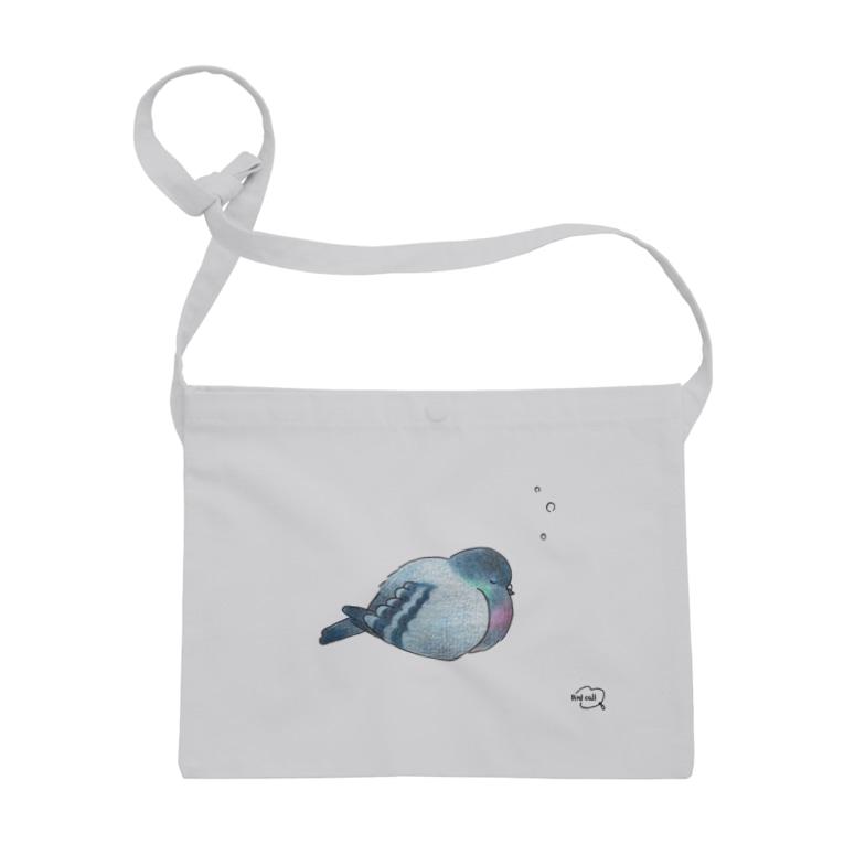 DOTEKKOの-HATO No.1- Bird call Sacoches