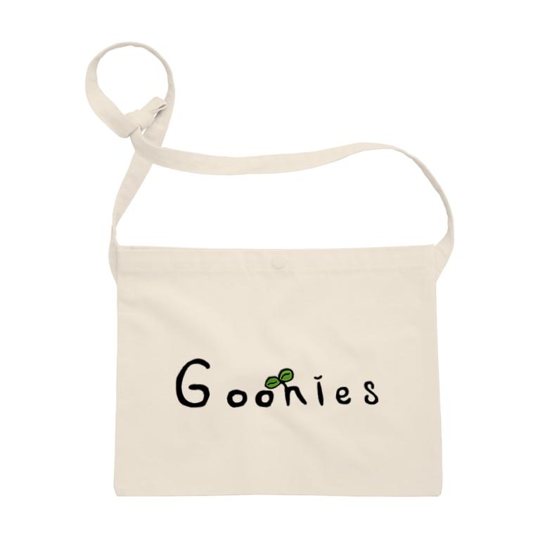 GooniesのGooniesグッズ Sacoches