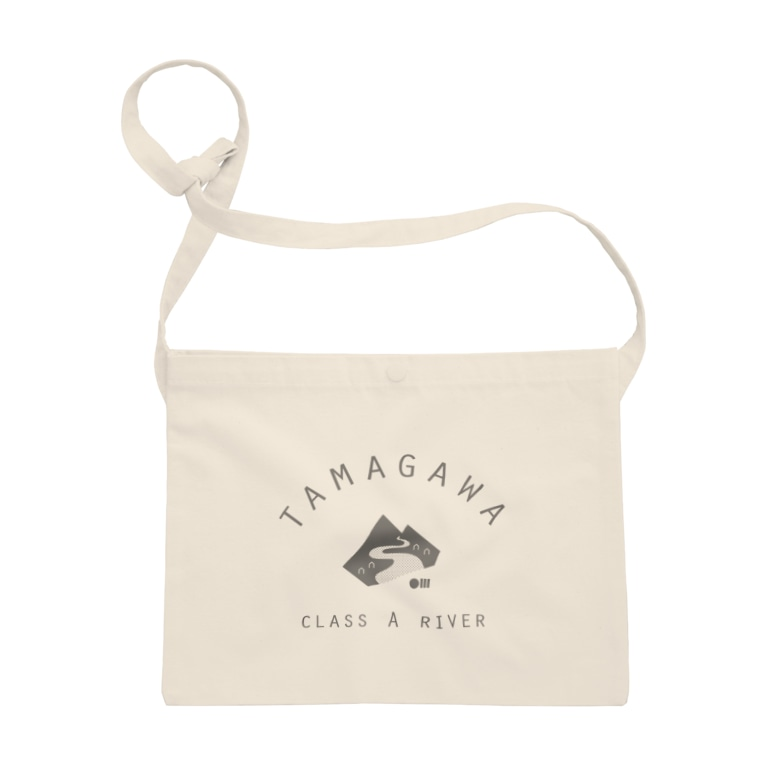 TAMAGAWA GOODS STORE(タマガワグッズストア)の多摩川 CLASS A RIVER Sacoches