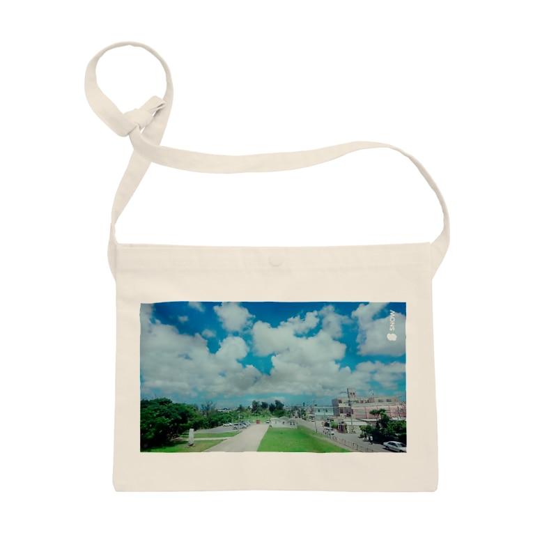 さーちゃん💓の沖縄の風景💓 Sacoches