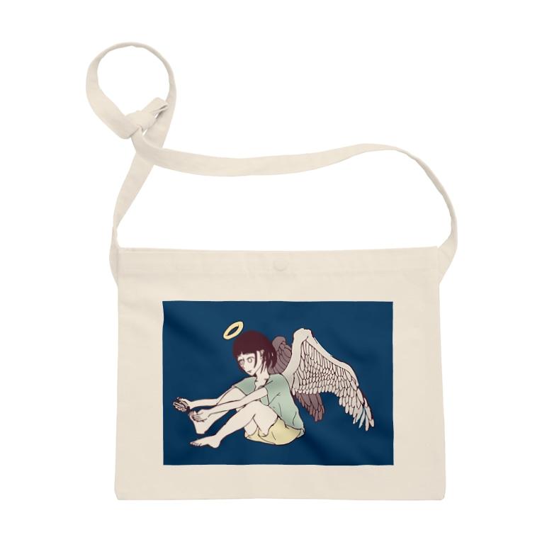 櫛谷久紗/KusyaKUSHIYAの爪切り天使 Sacoches