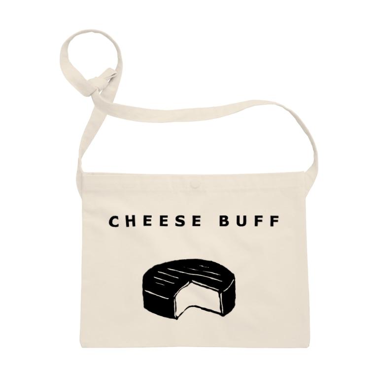 NIKORASU GOのCHEESE BUFF<チーズ愛好家> Sacoches