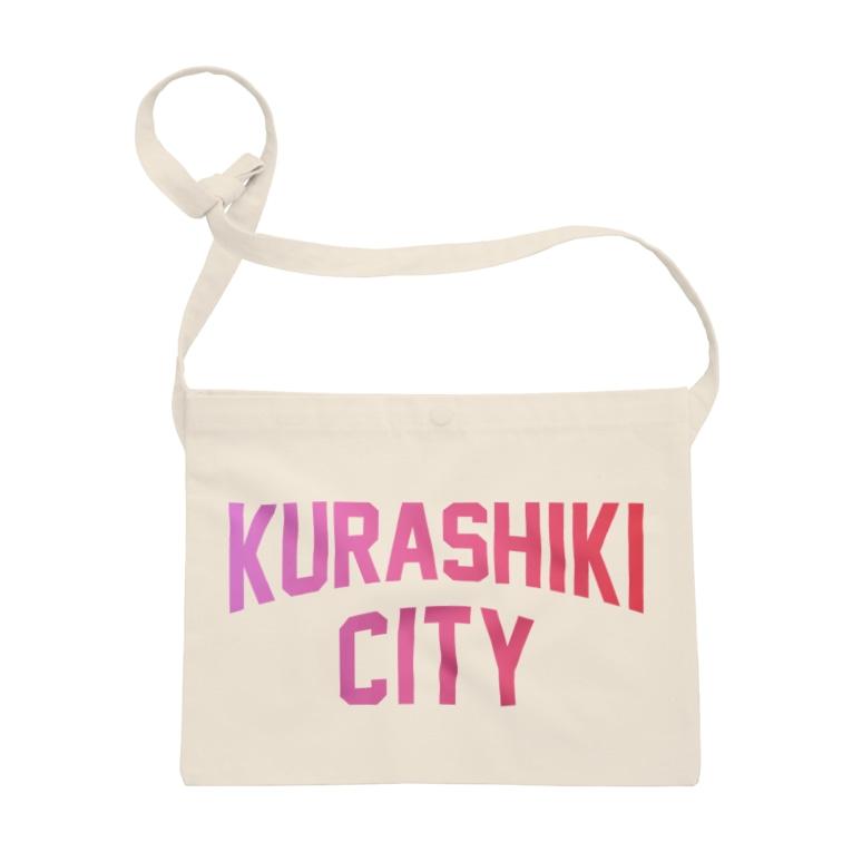 JIMOTO Wear Local Japanの倉敷市 KURASHIKI CITY Sacoches