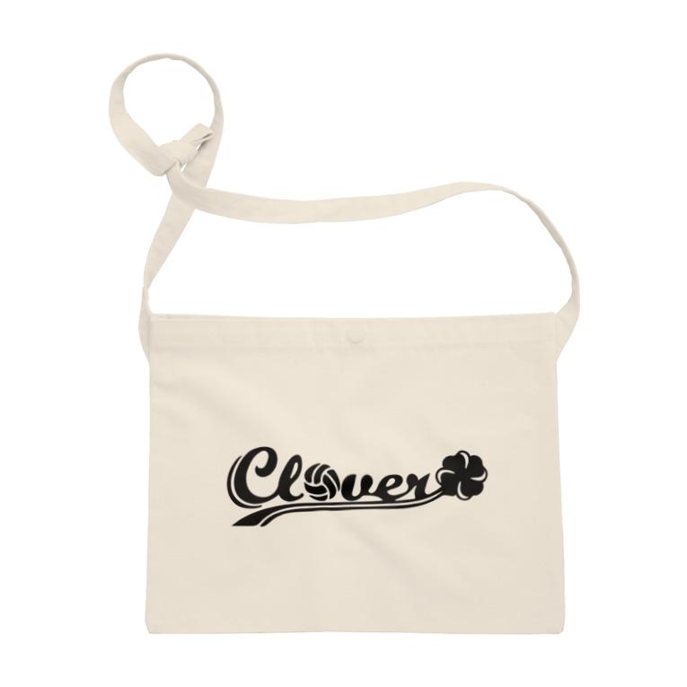 CloverのClover 黒 Sacoches