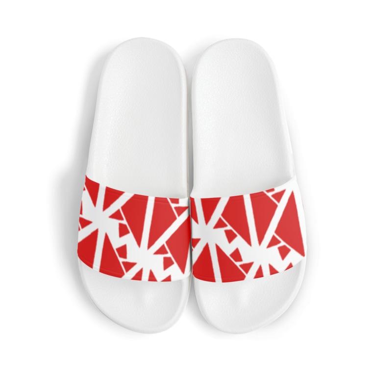 気ままに創作 よろず堂のサーヴィエ行進曲 紅 Sandal