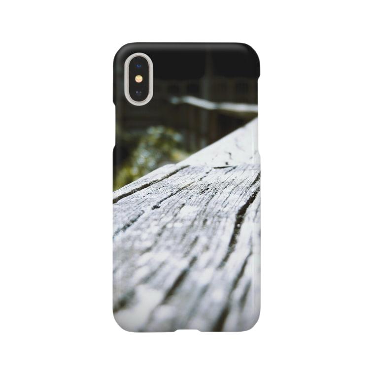 iPhoneケース専門店の手摺り Smartphone cases