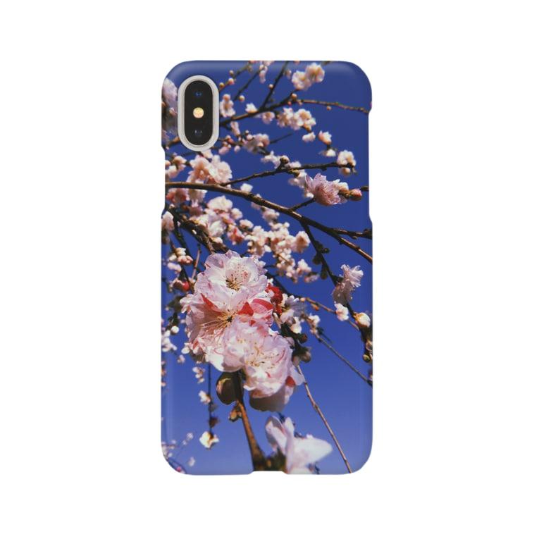 mihonoのFLOWER Smartphone cases