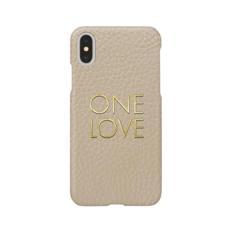 yossibleのONE LOVE Smartphone cases