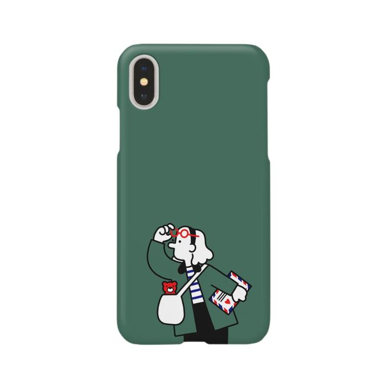 Seto HiroakiのAIRMAIL Smartphone cases