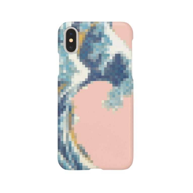 DaphneのHOKUSAI! Smartphone cases