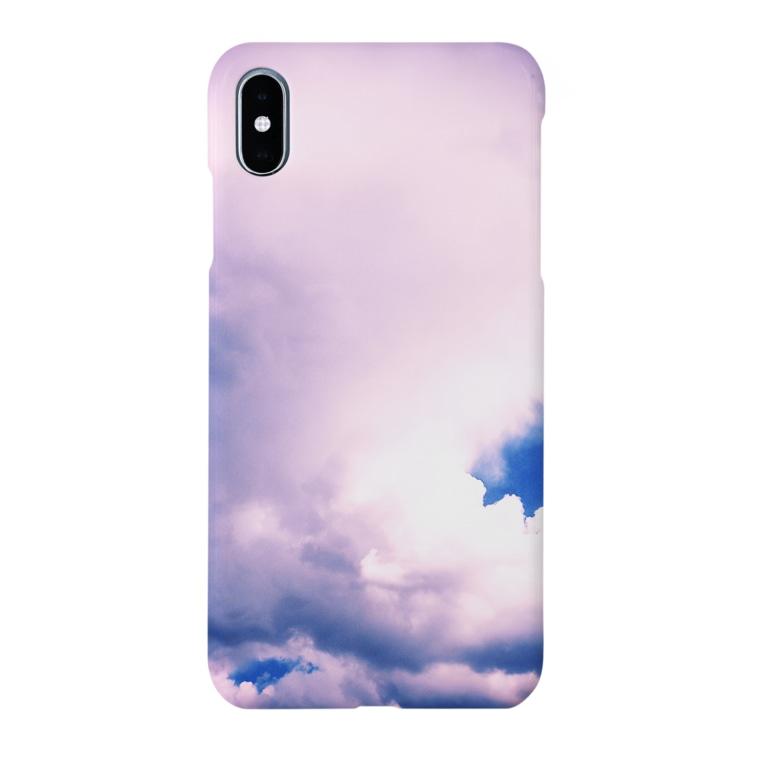 iPhoneケース専門店の雲 Smartphone cases