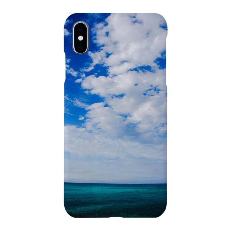 yuki-worksのocean  Smartphone cases