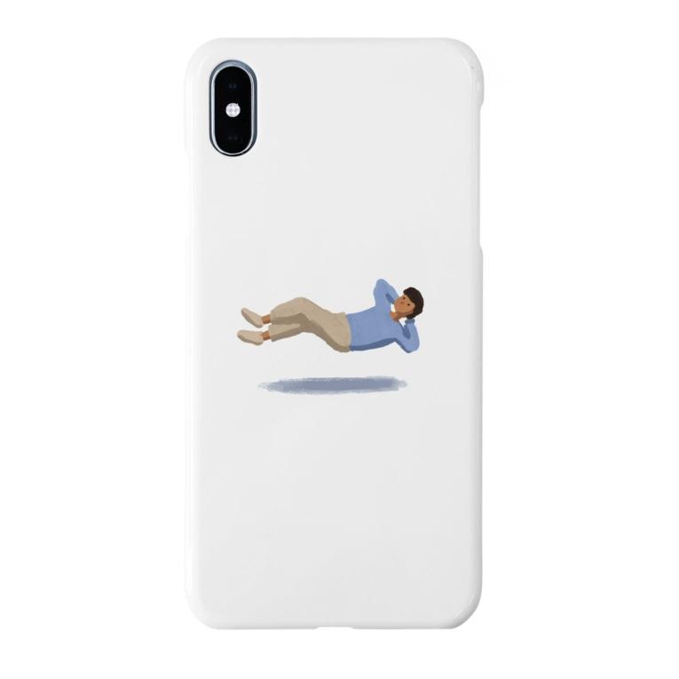 Yosumiの浮遊のんびり Smartphone Case