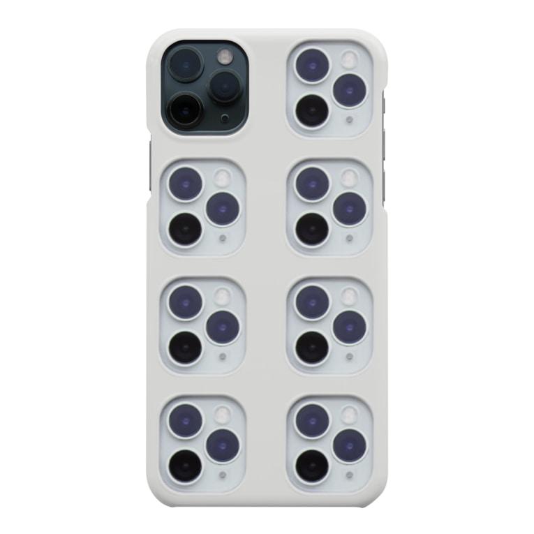 gorozomachine_storeのトライポフォビア/Iphone 11 pro Max 推奨 Smartphone Case
