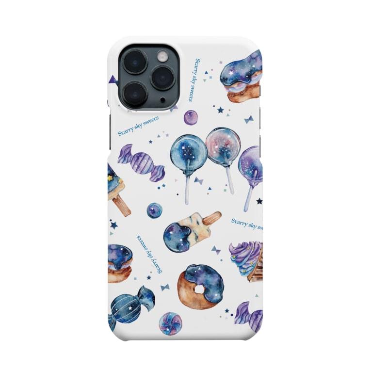 & colorsの星空スイーツ Smartphone cases