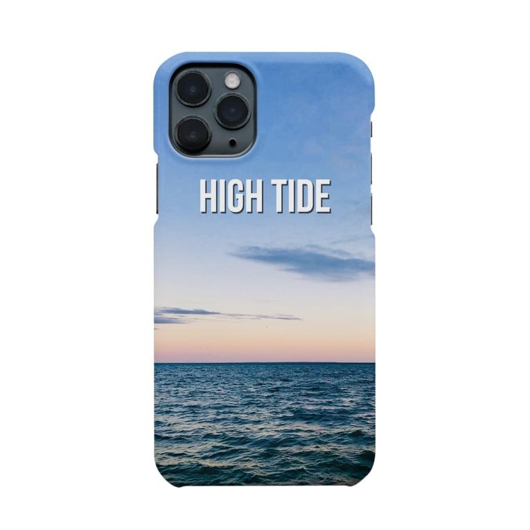 のゆきのHIGH TIDE Smartphone cases