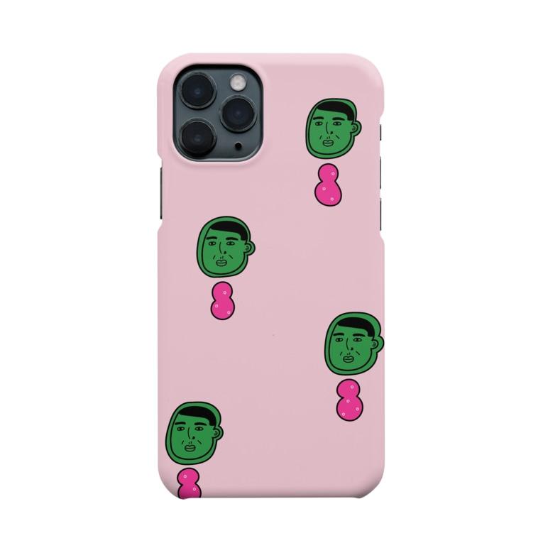 huanfunkoの西郷さんiPhoneケース Smartphone cases