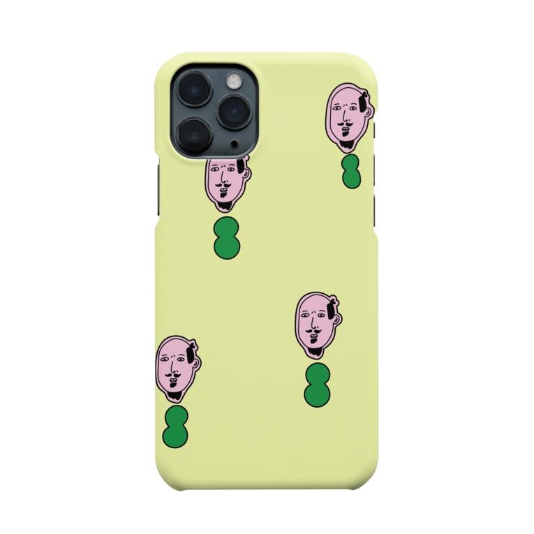 huanfunkoの織田さんiPhoneケース Smartphone cases