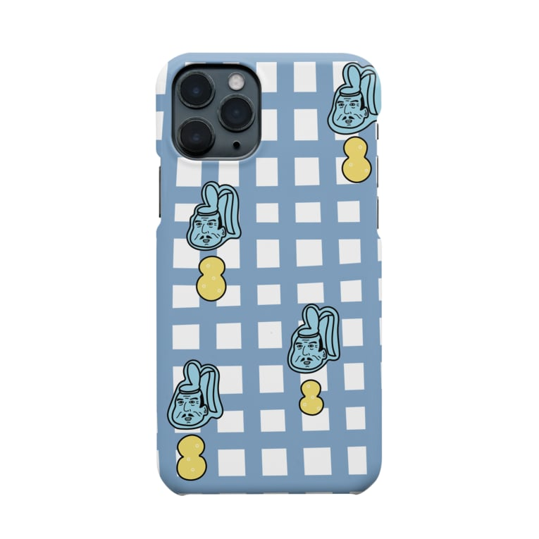huanfunkoの徳川さんiPhoneケース Smartphone cases