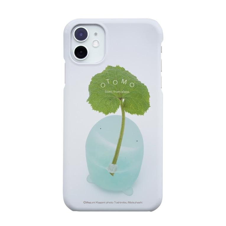 ガラスのおとものはっぱのカサ♪ Smartphone Case