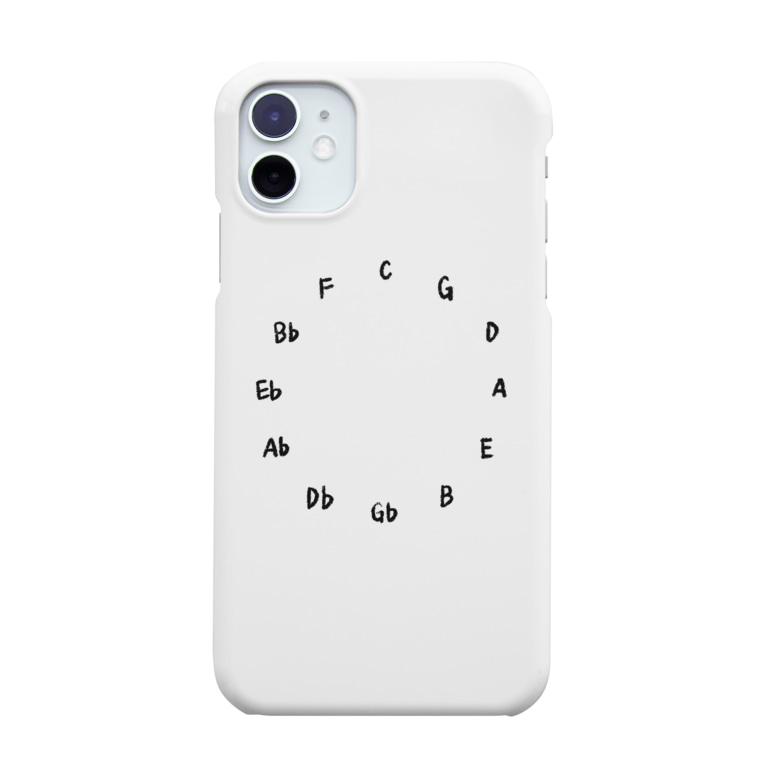 Yosumiの五度圏 / Circle of fifth Smartphone Case