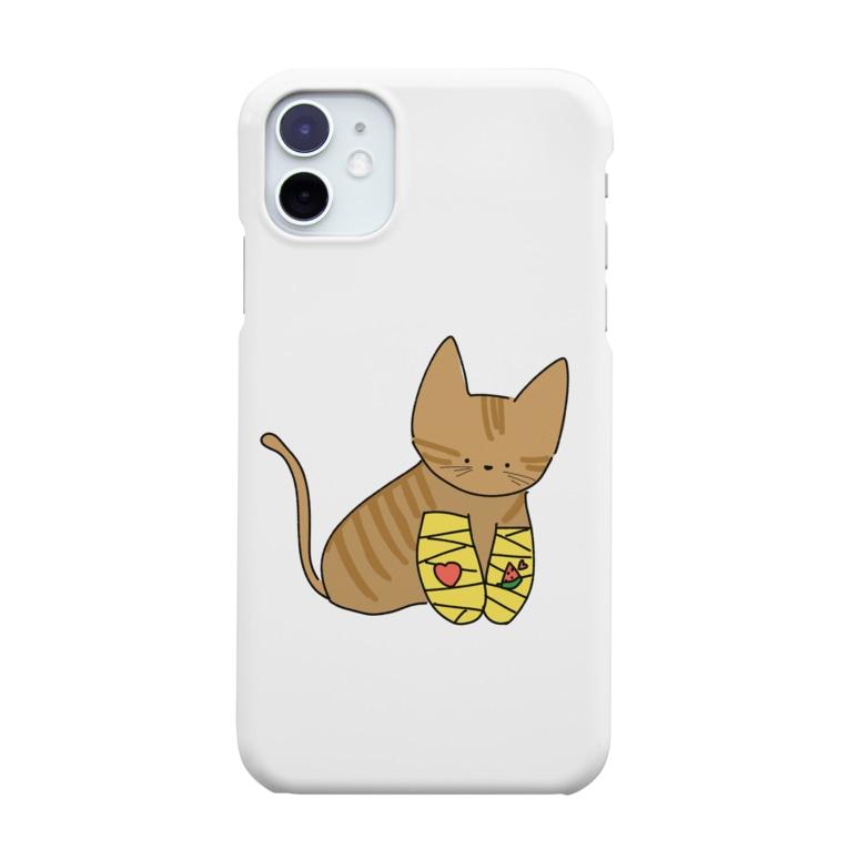 ミ オのチャッピー Smartphone cases