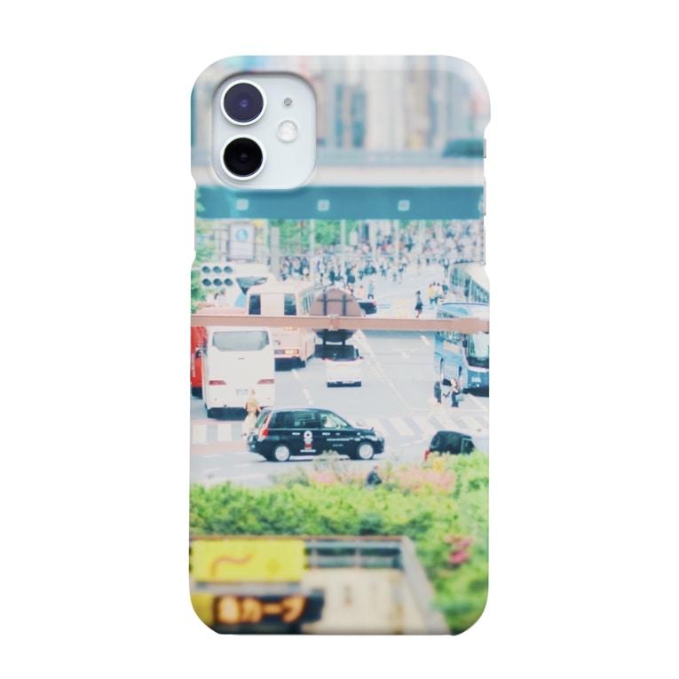 uche designのTOKYO Smartphone Case