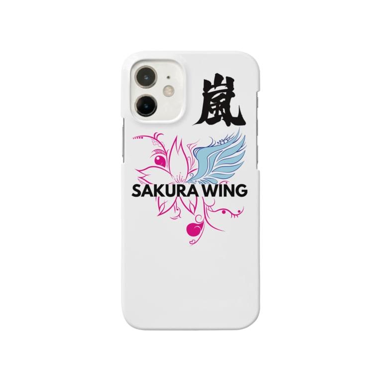 SAKURA WING LLC.の嵐専用ケース Smartphone cases