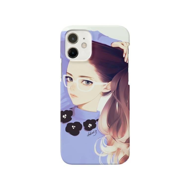 dahlia shop SUZURIのpony Smartphone Case