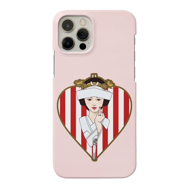 7_nanaのRing Smartphone cases
