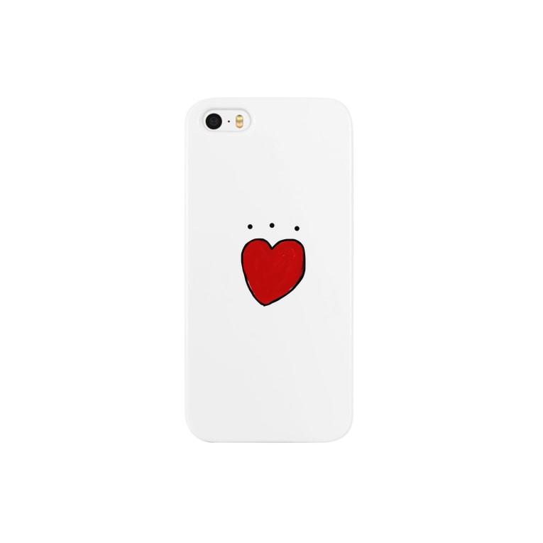 nagigiのどきどき Smartphone cases