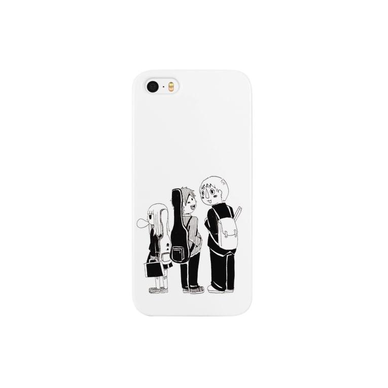 UNDER BLUE 購買部のトワイライト Smartphone cases