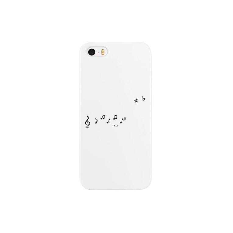 Mona♡Chirolのおんぷ-Onnpu- Smartphone cases