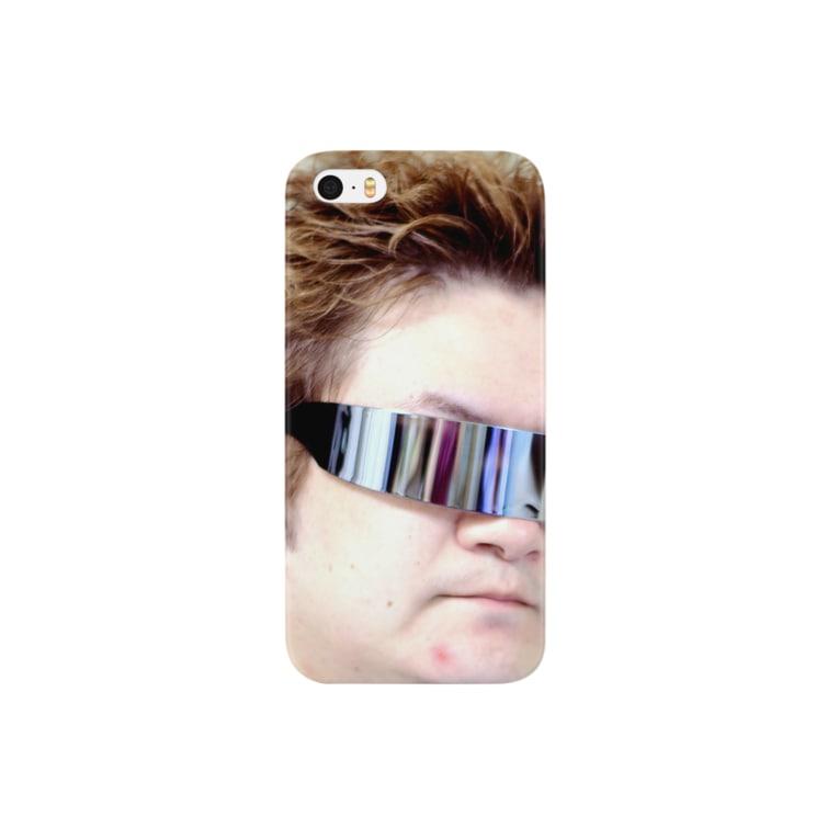 anondの斉藤さん Smartphone cases