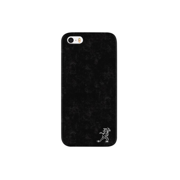 sankacuの鳥獣戯画 Smartphone cases