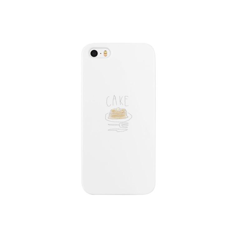 ABCDCのCAKETIME Smartphone cases