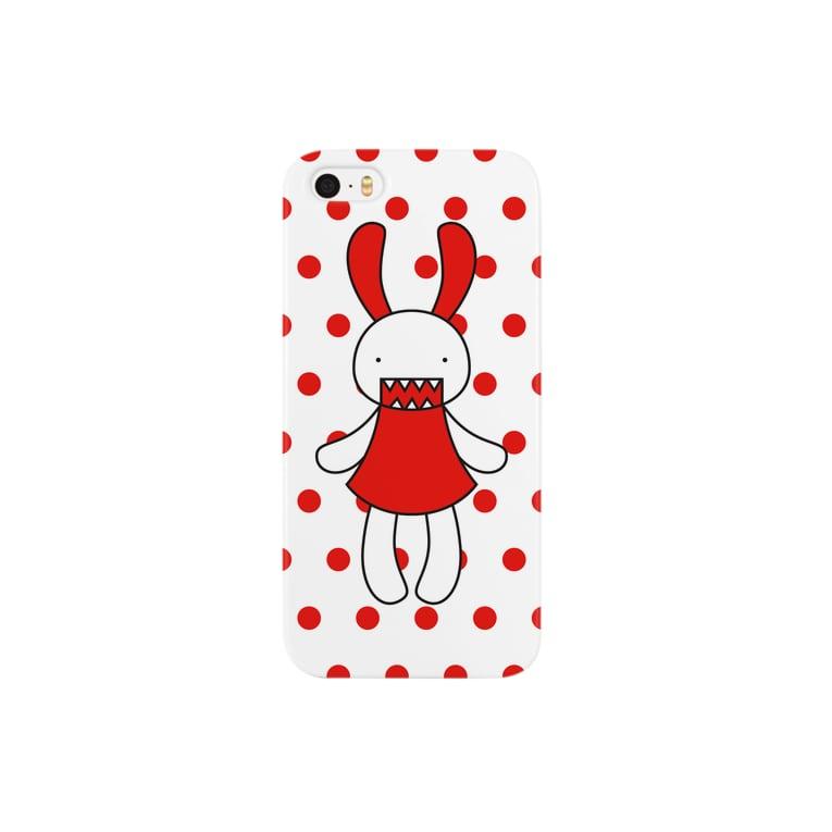 げんちょうの赤 Smartphone cases