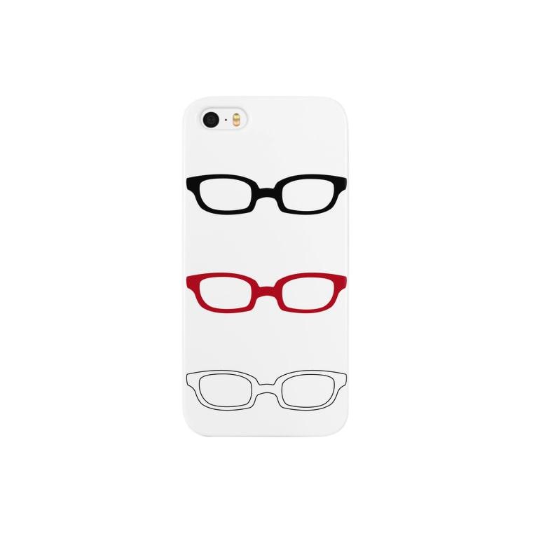 げんちょうの眼鏡 Smartphone cases