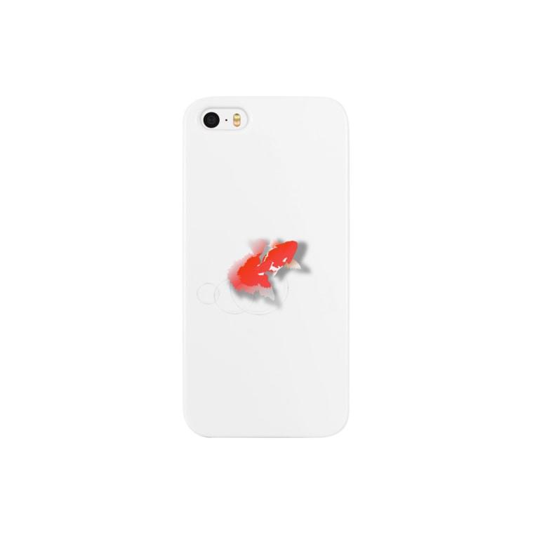 otogaの土佐錦 Smartphone cases
