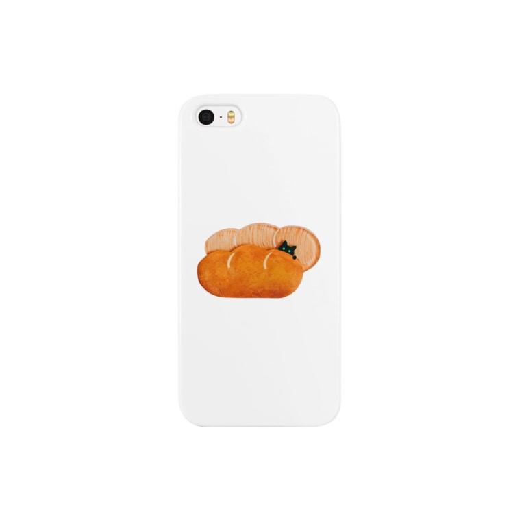 tokimekizaのパンクロネコ(みどりのひとみ) Smartphone cases
